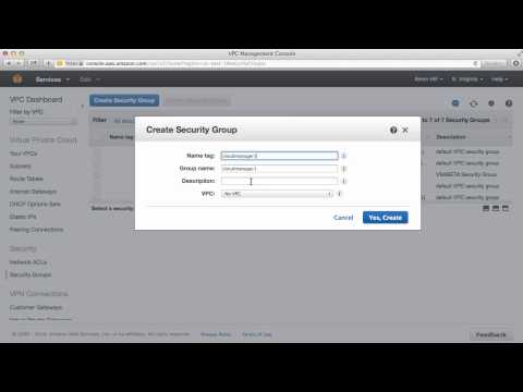 Getting Started with AWS - AWS Basics: AWS Networking – VPC (Virtual Private Cloud)