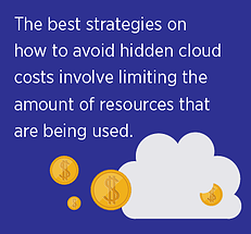 Avoid Hidden Cloud Costs