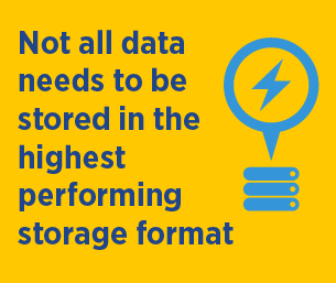 Low-Cost Storage Options on Azure blob cloud storage data tiering archive cool enterprise workloads back up disaster recovery