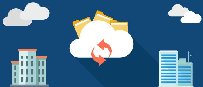 B2B Cloud Data Transfer