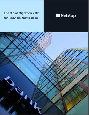 Cloud migration for finance companies
