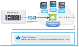 Data Center - ONTAP cloud