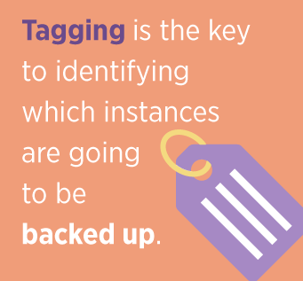 Tagging EBS Instances
