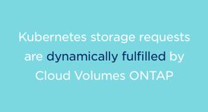 Kubernetes storage