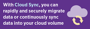 Migration with Cloud Sync