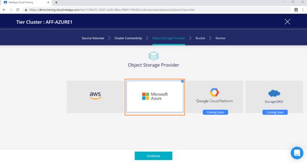 Object Storage Provider