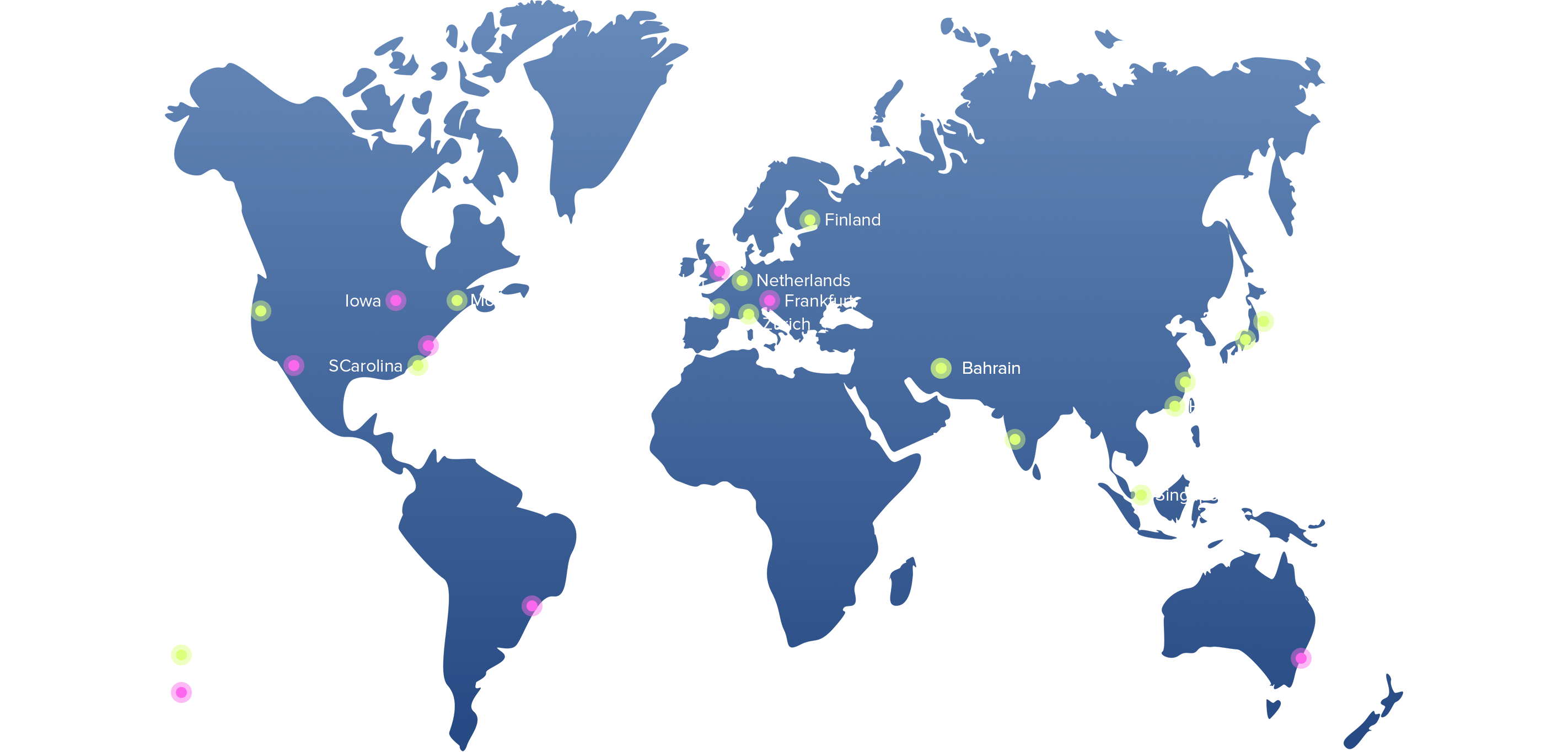 Netapp-Map-Google