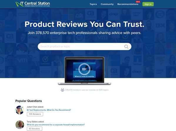 Product Reviews You Can Trust.