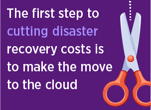 Cutting DR recovery costs
