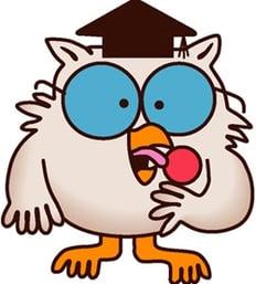 Tootsie Pop Owl