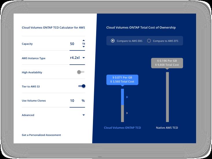 Cloud Volumes ONTAP: Hybrid Enterprise Cloud Storage