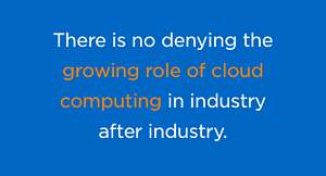 cloud revolution in every industry