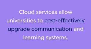 cloud computing in universities