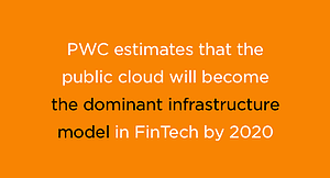 public cloud in fintech industry