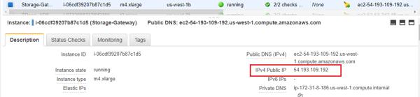 Wanted IP address