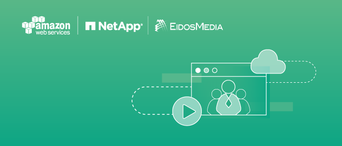 How EidosMedia Serves Millions of Users Globally with Cloud Volumes ONTAP (formerly ONTAP Cloud) for AWS