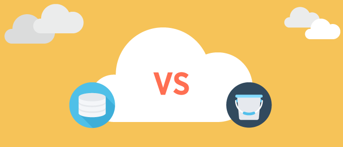 Block Storage vs. Object Storage in the Cloud