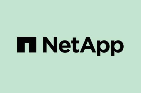 NetApp Logo Webinar